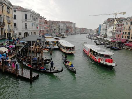 Semaine 6 : d'Iseo à Venise