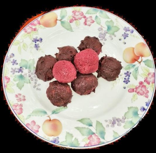 Snack Proteíco Bolinhas Fit Baixo em Calorias