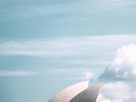 Forretningsvisum til Australien