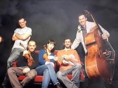 TANA & The Pocket Philharmonic en concert Béziers, Clermont l'Hérault, Millau en septembre !
