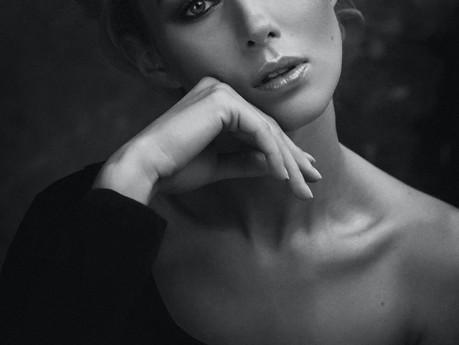 Алина Засобина - фотосессия для актрисы. Женский портрет