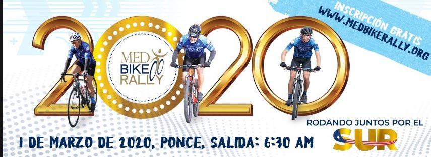 Med Bike Rally 2020
