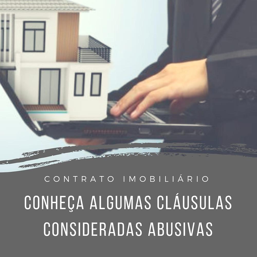 contrato imobiliário cláusulas abusivas
