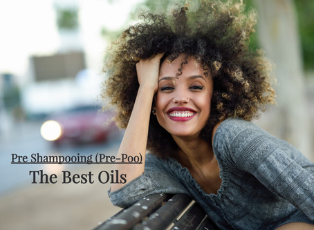 The Best Hair Oils For Pre-poo