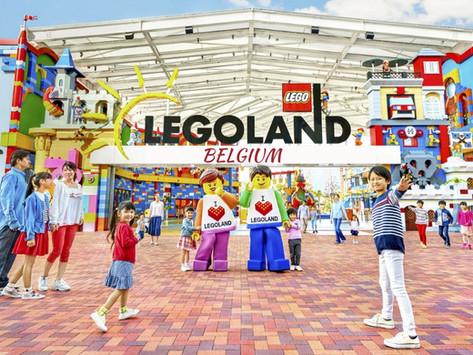 Un parc LEGOLAND pourrait voir le jour en Belgique.
