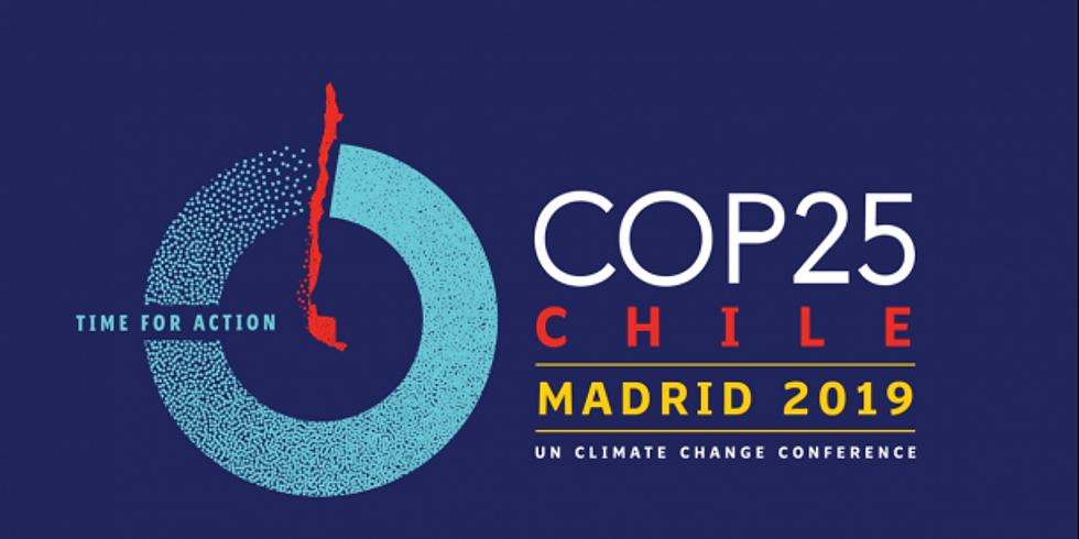 COP25 #TimeForAction