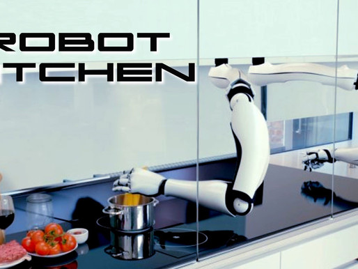 Robot Kitchen - Behold The Future | The world's first robotic kitchen will blow your mind.
