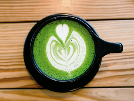 The Perfect Matcha Latte'