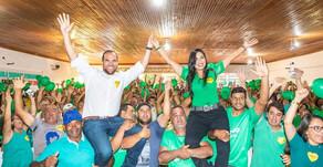 Região de Irecê: Lançamento da pré-candidatura de Afonso Mendonça movimenta a cidade de Ibititá.