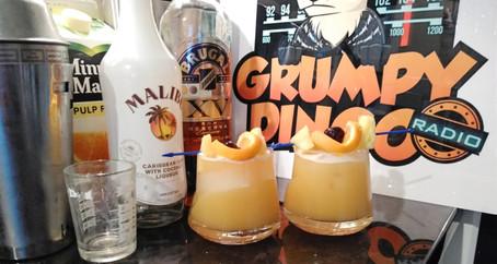 The Grumpy Dingo Radio Mai Tai Cocktail