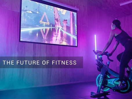 COVID-19 HAS FAST-TRACKED FITNESS INNOVATION. WHAT WILL THIS MEAN FOR YOUR WORKOUTS?