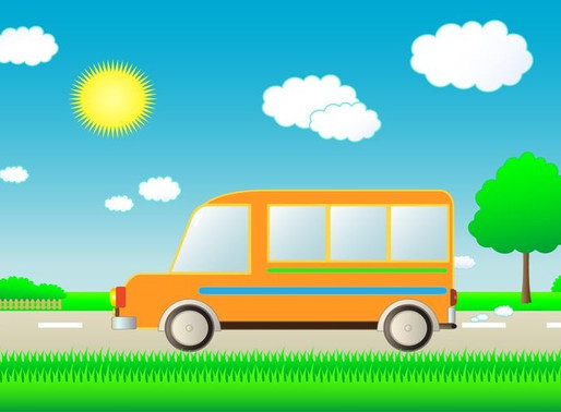 What My Son's First School Van Ride Taught Me About Special Needs Parenting