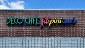 Small Business Saturday: Deco Cafe Filipiniana