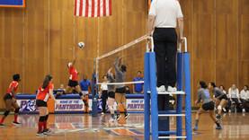 Women's Volleyball Sweeps Season Opener