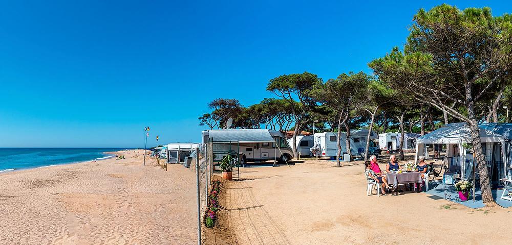 Camping El pinar Reservar