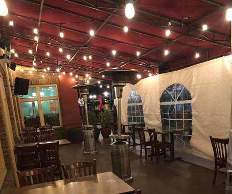 Outdoor Dining for Restaurants