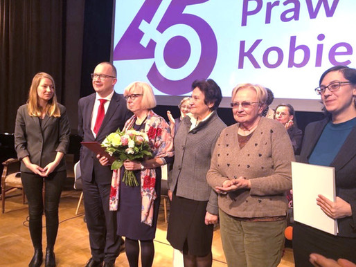 """Konferencja CPK """"Przeciwdziałanie przemocy wobec kobiet- międzynarodowe standardy, polskie realia"""""""