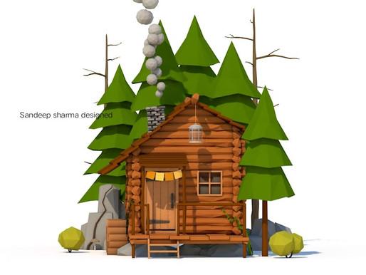 Graphic Design-2D Exterior Design