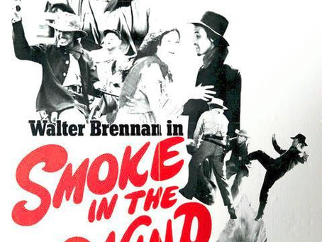 """The movie """"Smoke in the Wind"""" was filmed in Winslow AR in 1975.  Starts at 6:10"""