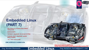 Embedded Linux (PART 7)