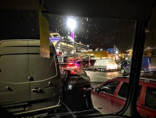 Joulumarkkinat rajan takana