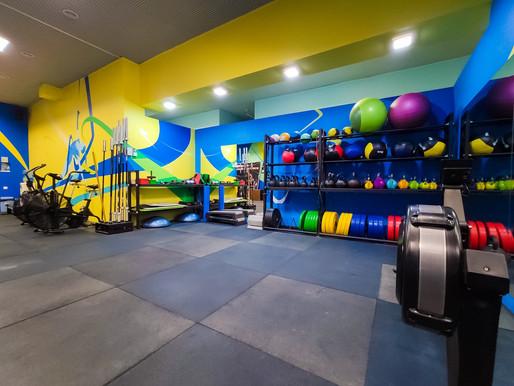 Фитнес-клуб готов к открытию.