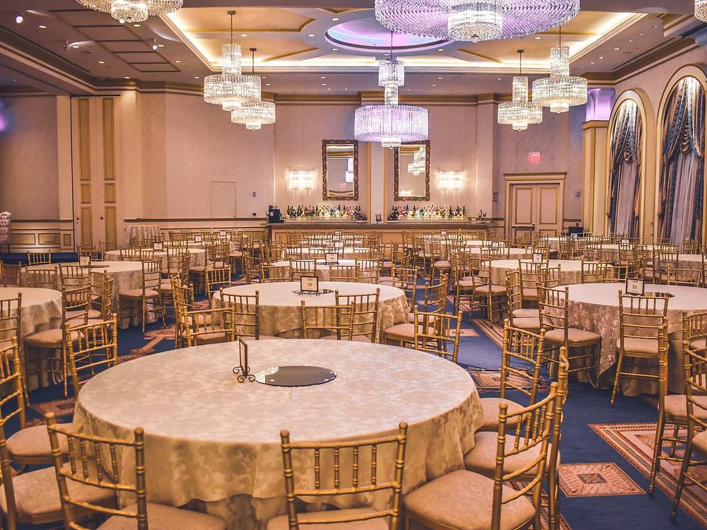 Glamourous Wedding Venue