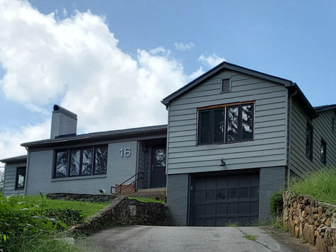 16 W Euclid Parkway Asheville, NC 28804 MLS ID#: 3664652