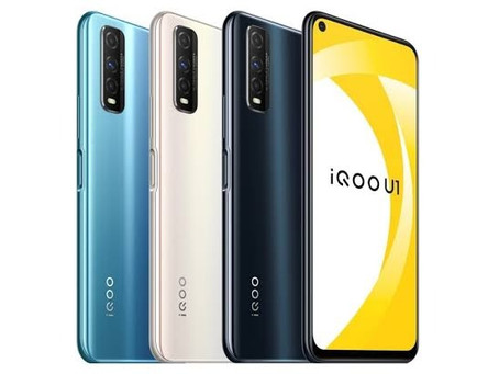 iQOO U1 With Triple Rear Camera Setup Launched