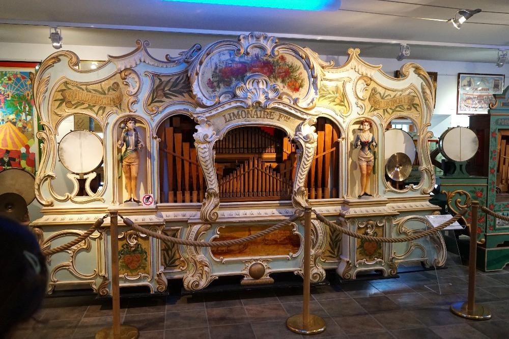 מוזיאון כלי הנגינה המכאניים האלפים הצרפתיים