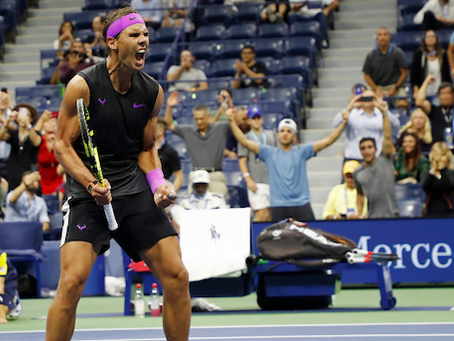 Τένις | US Open: Παραμένει στη Νέα Υόρκη και πάει για το 19ο