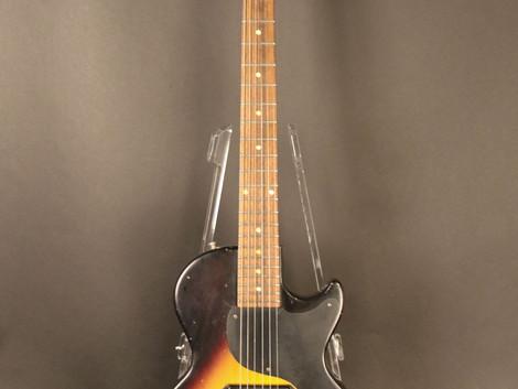 Nu har vi en Gibson Custom Shop Aged 1957 Les Paul Junior i lager, 34999:-