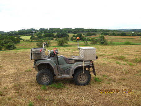 Baked Silage Fields