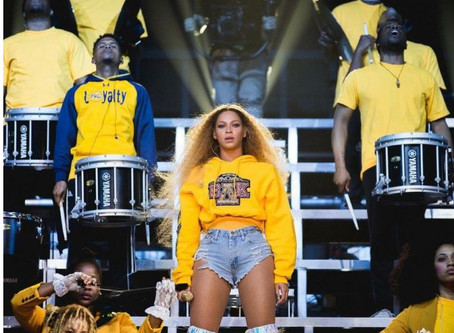 BEYCHELLA: HOMECOMING.