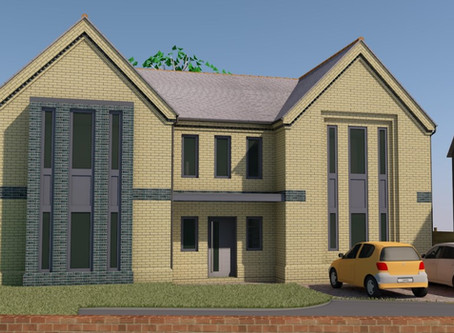 Planning consent achieved for replacement dwelling in Cheltenham