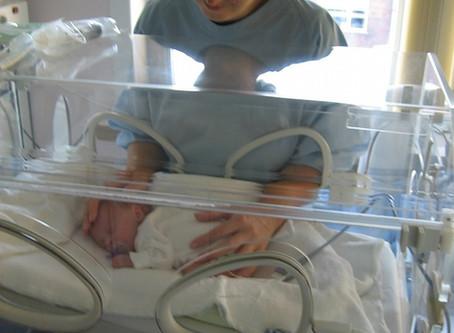 Carta aos pais de bebês prematuros
