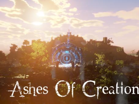 Ashes of Creation Sorteios Semanais - Como eles funcionam?