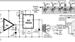 L76, Automatic Plant Irrigation
