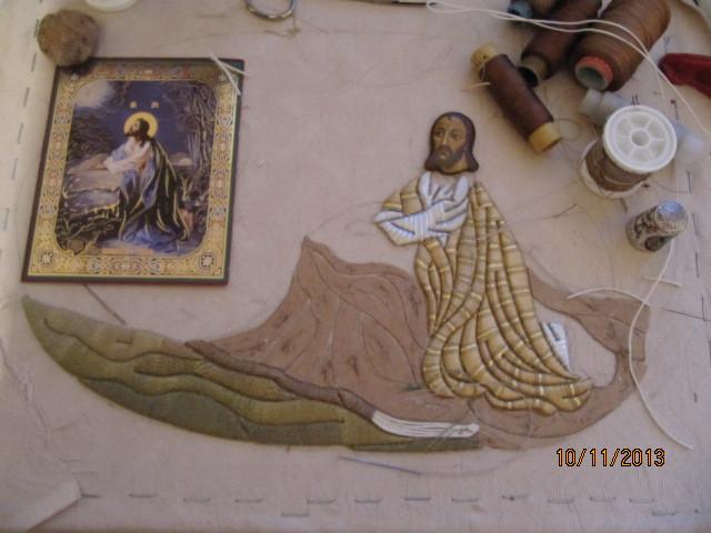 Церковная швейная мастерская Евфимия.