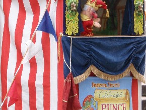 Punch and Judy Through the Ages