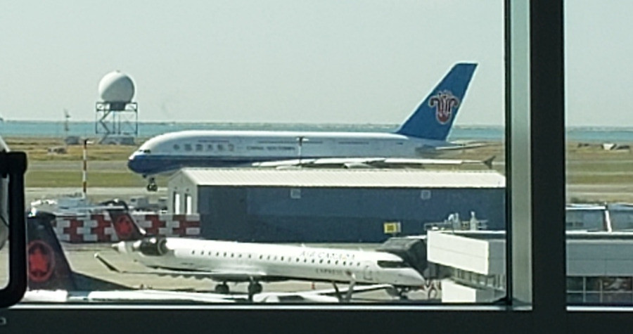 Vancouver International Airport - Runway Views