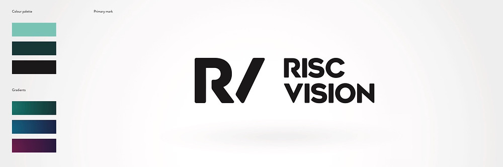 New colours for the RISC Vision brand identity