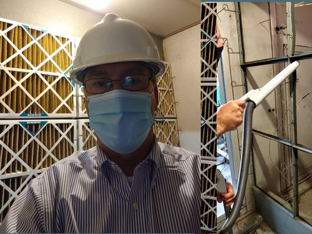 Air Filtration in Hospitals