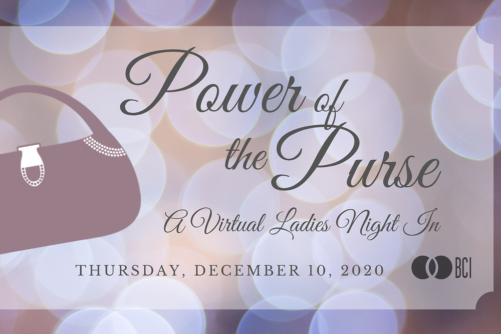 BCI's Power of the Purse event logo