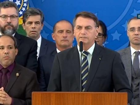 Interferência na PF é medida contra combate à corrupção e instituições democráticas