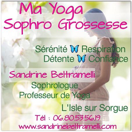 Périnatalité yoga &  sophrologie