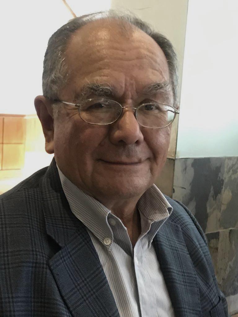 Fotografía del Doctor Miguel Ángel Zarco Neri