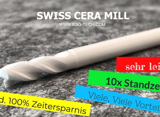SwissCeraMill: HIGH-TECH Keramikfräser