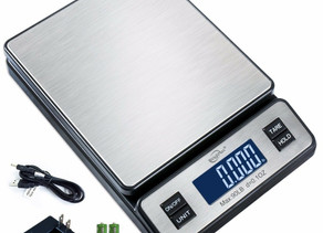 Review of Weighmax W-2809 90 LB x 0.1 OZ Digital Shipping Postal Scale from ebay