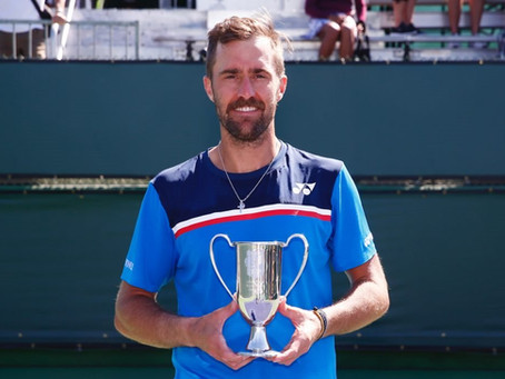 Johnson (usa) wins indian wells chall